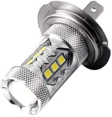 Fonctionnement d'une ampoule LED H7