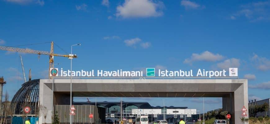 Comment se rendre de l'aéroport d'Istanbul en ville ?