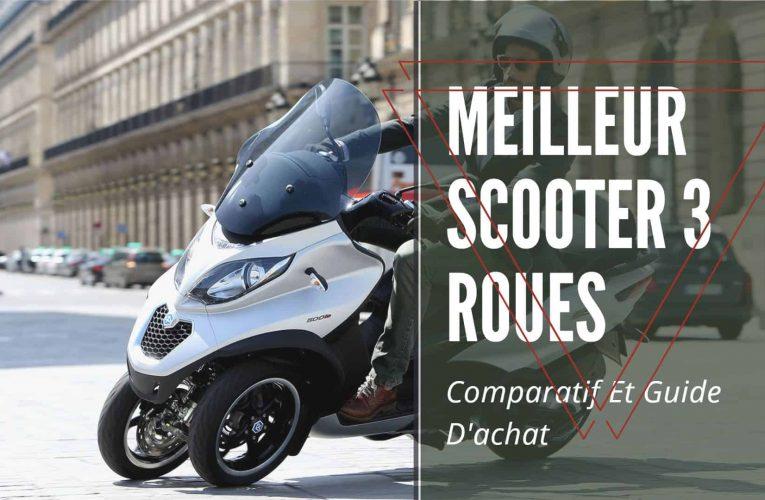 Quel est le meilleur scooter 3 roues ?