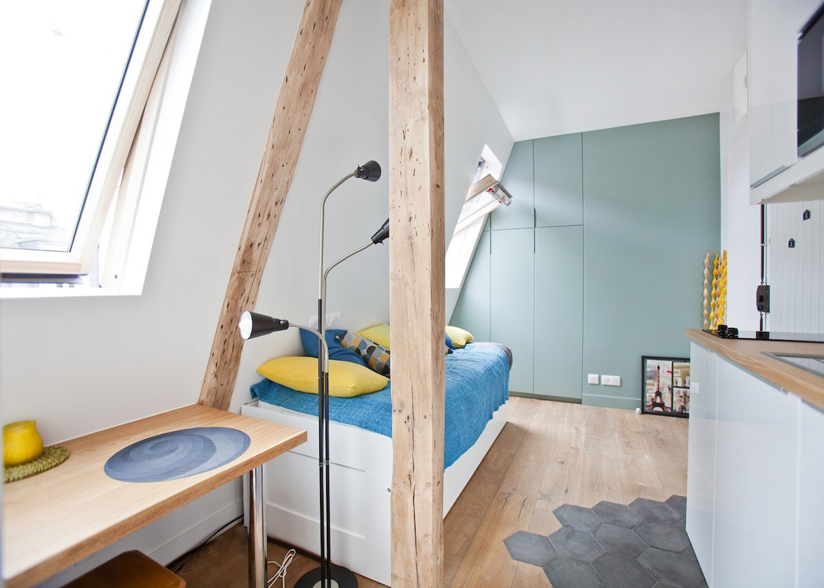 Comment transformer une chambre en studio ?