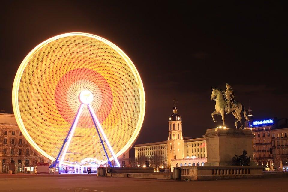 Où dormir à Lyon pour la fête des lumières ?