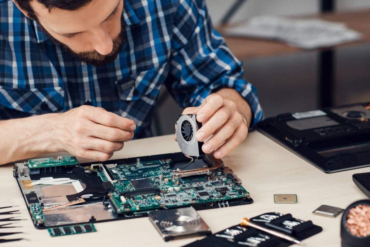 Comment réparer un ordi soi même ?