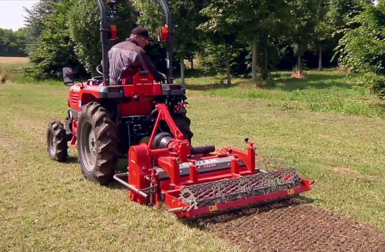 Les machines agricoles : une évolution rapide pour des résultats efficaces