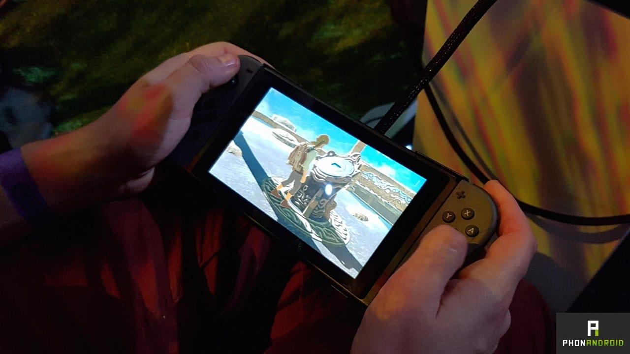 Pourquoi il n'y a plus de Nintendo switch ?